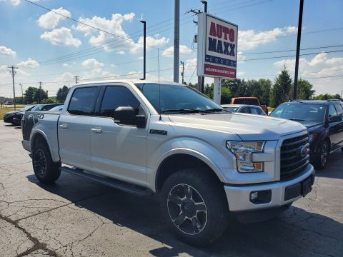 Pre-Owned 2016 Ford F150 Four Wheel Drive