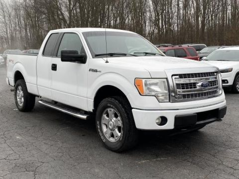 2010 Ford F-150 4WD SuperCab 145 XL
