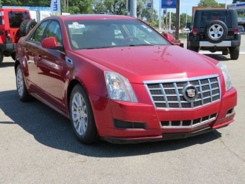Pre-Owned 2012 Cadillac CTS Sedan Luxury All Wheel Drive 4dr Car