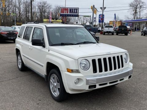 2010 Jeep Patriot 4WD 4dr Limited