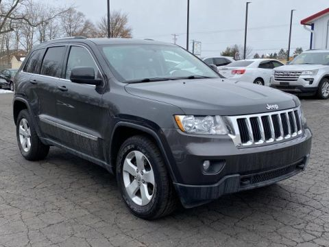 Pre-Owned 2011 Jeep Grand Cherokee 4WD 4dr Laredo Four Wheel Drive Sport Utility