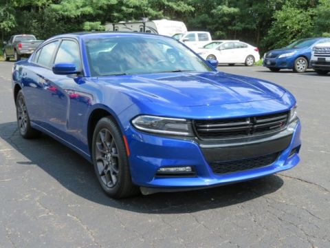 Pre-Owned 2018 Dodge Charger GT All Wheel Drive 4dr Car