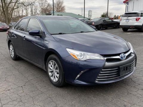 2016 Toyota Camry Hybrid 4dr Sdn LE (SE)