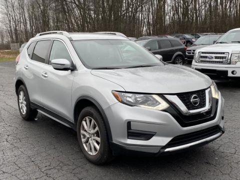 Pre-Owned 2018 Nissan Rogue AWD SV All Wheel Drive Sport Utility