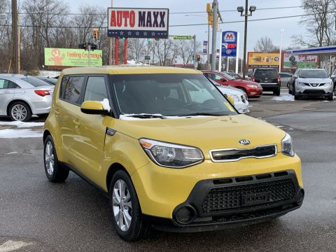 Pre-Owned 2015 Kia Soul 5dr Wgn Auto + Front Wheel Drive 4dr Car